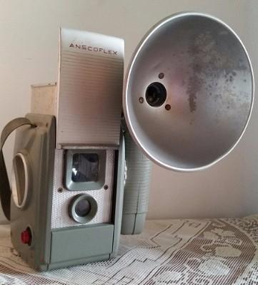 1955 AnscoFlex Camera