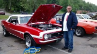 Bill James customer wins car show