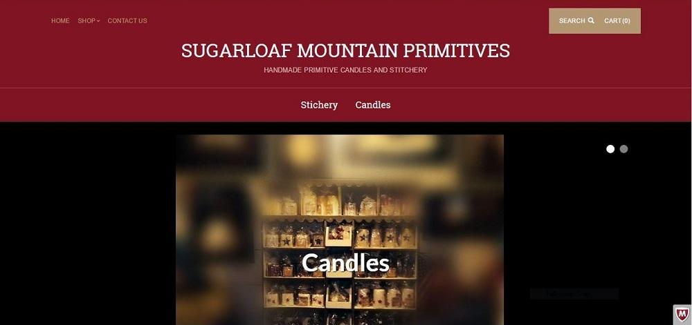 Sugarloaf Mountain Primitives. pamelajjames, webdesigner, pamelajjames.com,