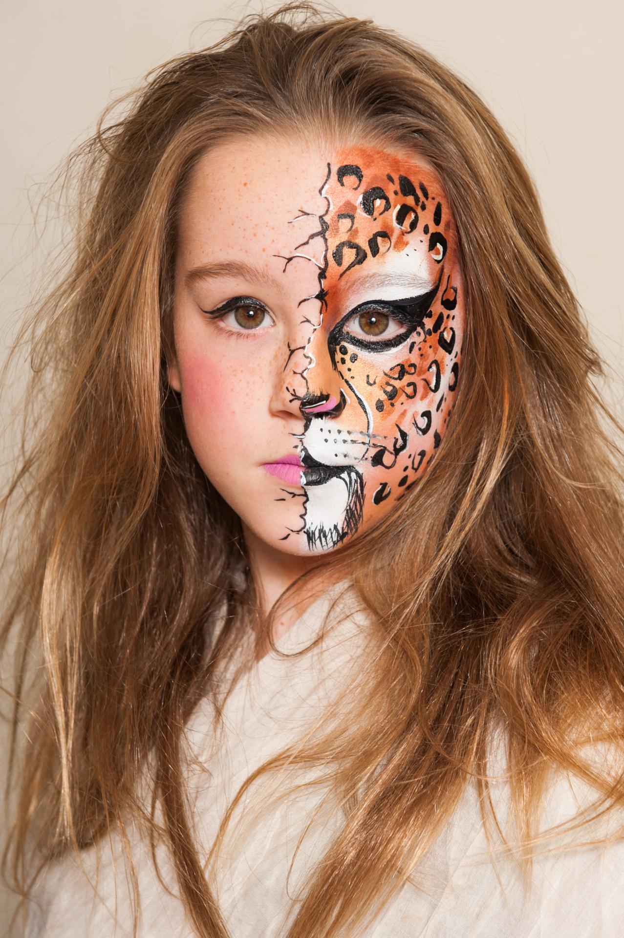 Half Leopard