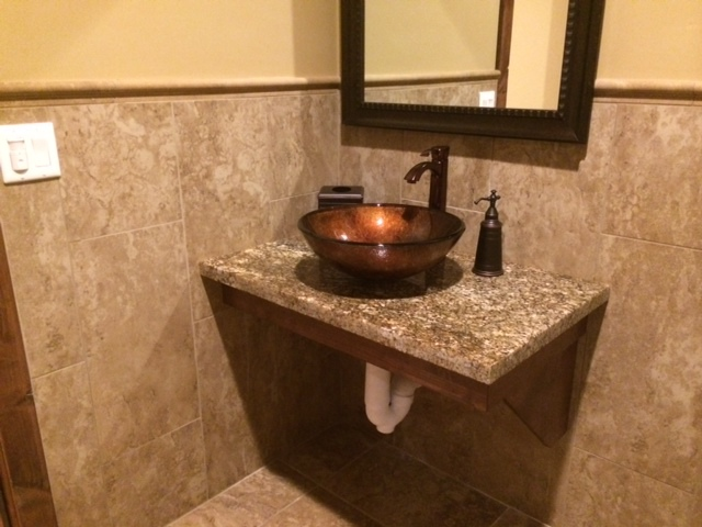 Commercial Project - Bathroom