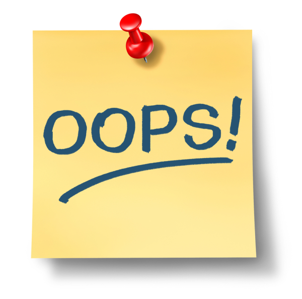 5 most common Tax Time mistakes
