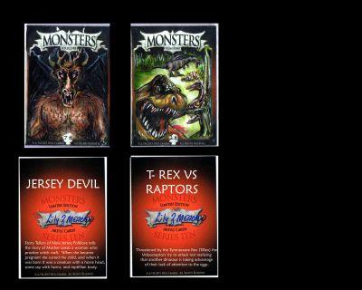 monster art cards