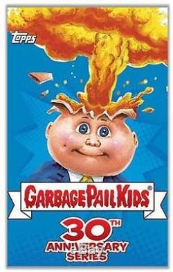 Official Garbage Pail kids on facebook