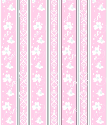 Girly Girl wall paper