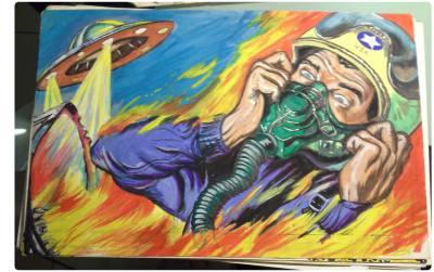mas attacks pilot by MAZ