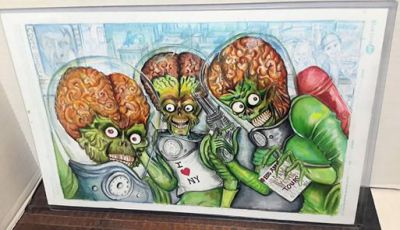 mars attacks in nyc