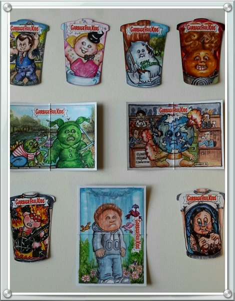 gpk mixed cards battle of the bands