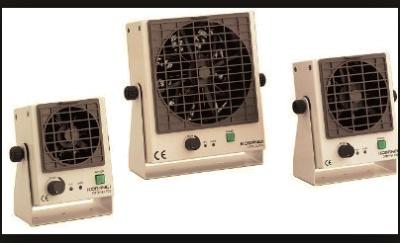 Static Eliminator & Ionizers