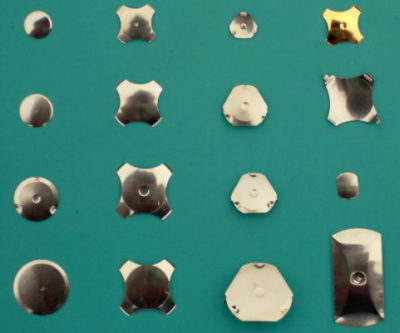 Tactile Dome clips and Metals Snaps
