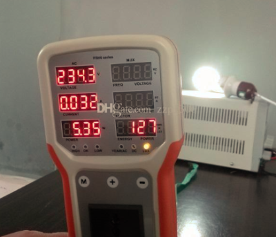 Digital Portable Power Analyser