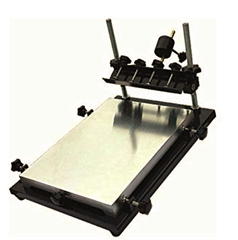 SMT Manual Screen Printer Printing