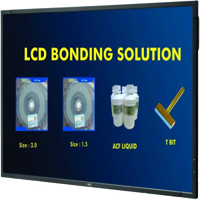 LCD BONDING SOLUTION