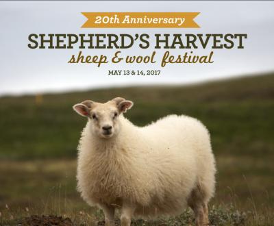 Shepherds Harvest Festival for fun, fiber and friends