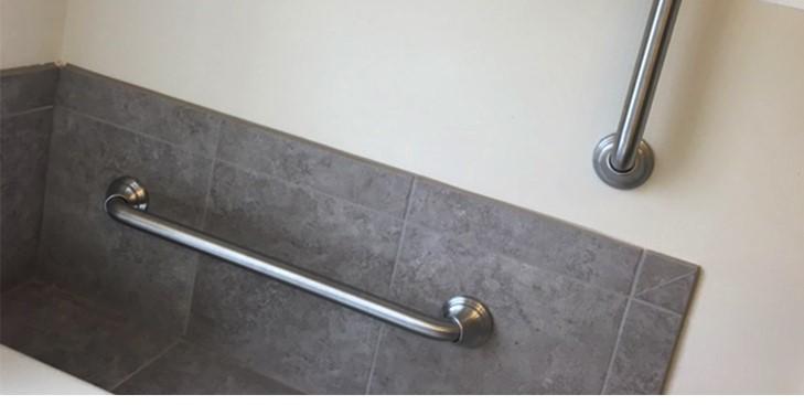 nonslip traction safety slip and fall accident prevention home improvement revitalization slippery flooring bathroom floor bathtub shower tub anti-slip