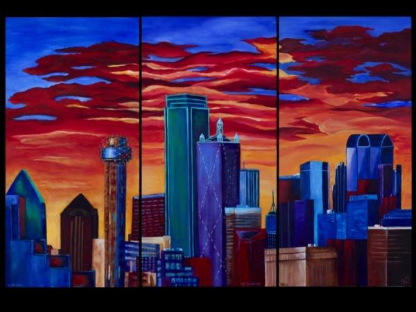 Dallas Skies II