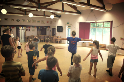 Rising STARS Dance. Taster Day 23/8/2015