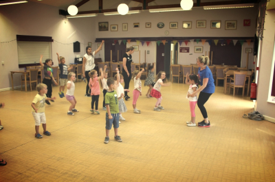 Mini STARS Dance. Taster Day 23/8/2015