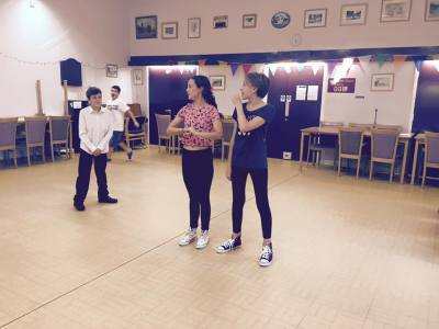 Rising Stars Group 2 Drama. Autumn Term.