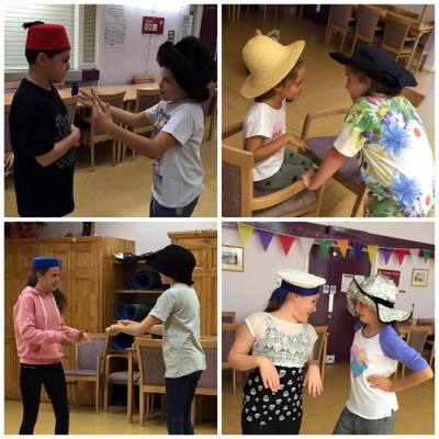 Rising Stars 'Hat' characterisation. Autumn Term.