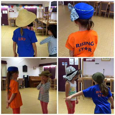 Rising Stars 'Hat' characterisation Autumn Term
