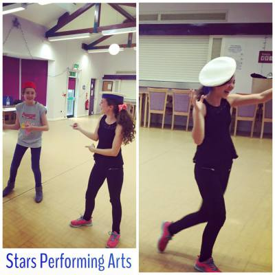 Rising Stars Dance (With added hats...why not!?)