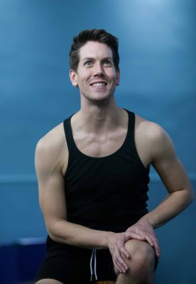 Ryan Gover We Will Rock You workshop leader