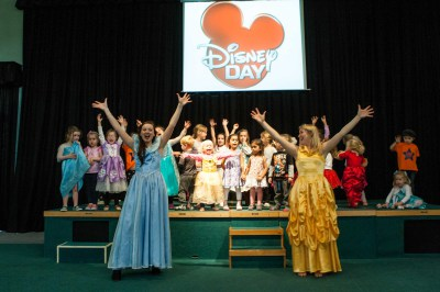 Disney Day Half-term October 2015