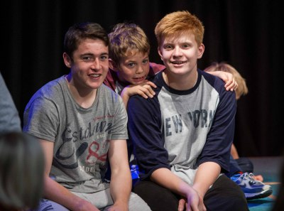 West End Workshop Week. October Half-term 2015