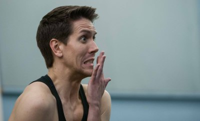 Ryan Gover, We Will Rock You workshop leader.
