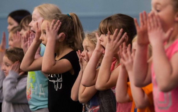 Musical Theatre Group 2 Aged 10+