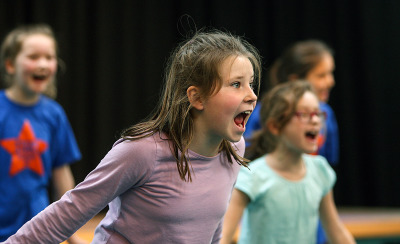 Charlie & The Chocolate Factory Workshop