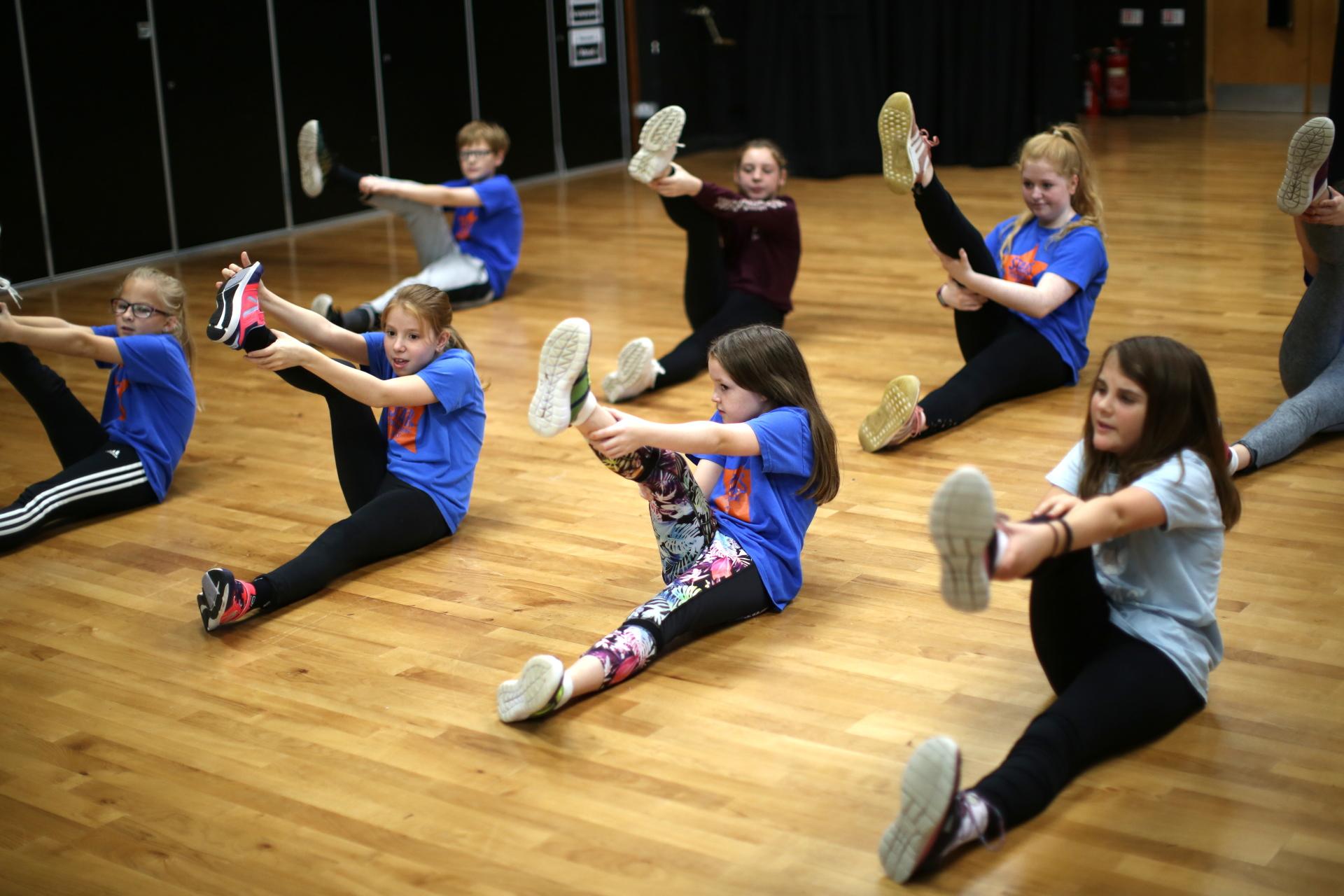 Youth Dance & Drama Aged 10+