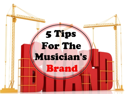 5 Tips For The Musician's Brand - SkillMusicSA