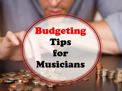 Budgeting As A Musician - SkillMusicSA
