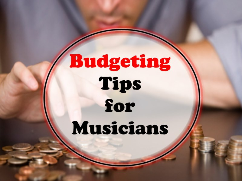 Budgeting As A Musician - SkillMusicSA