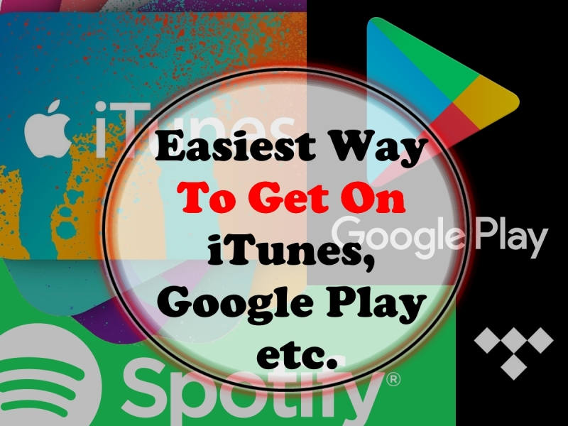 Easiest Way To Get On iTunes, Google Play etc. - SkillMusicSA