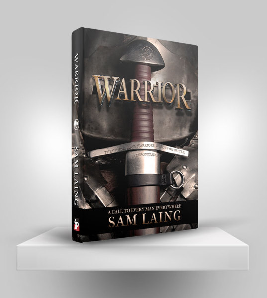 WARRIOR by Sam Laing