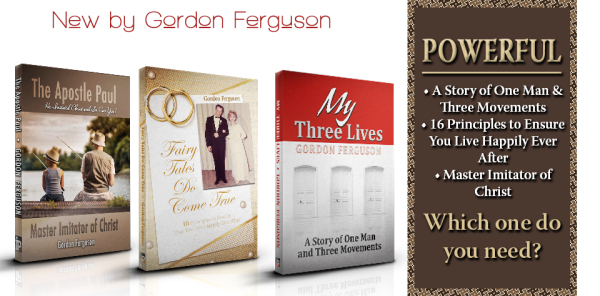 New by Gordon Ferguson - 3 Books
