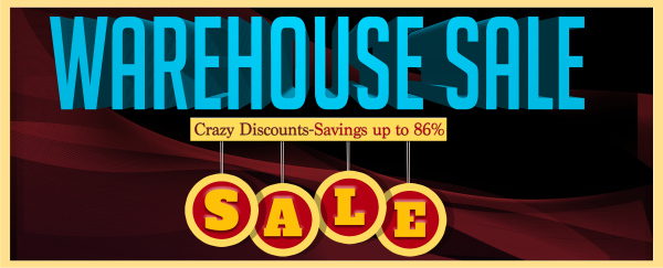 Warehouse Super Sale