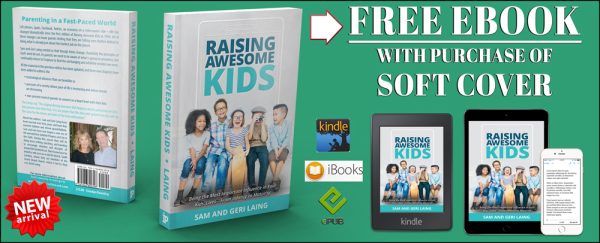 Raising Awesome Kids (Free eBook with purchase)