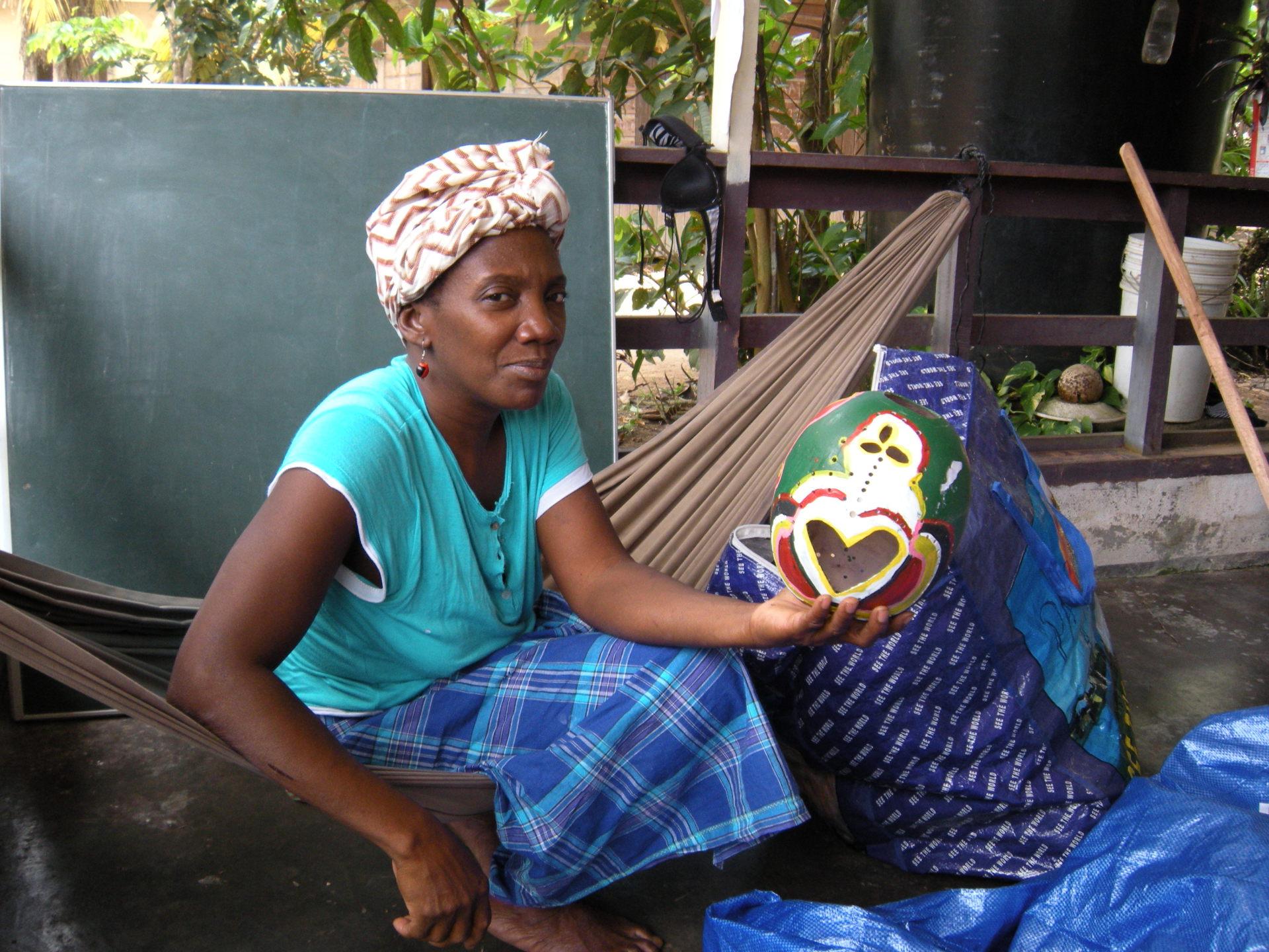 UNDP Gender & Biodiversity, Suriname