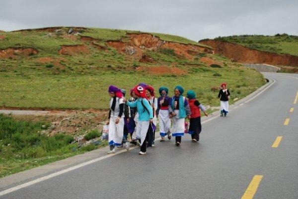 Women Empowerment, Tibet