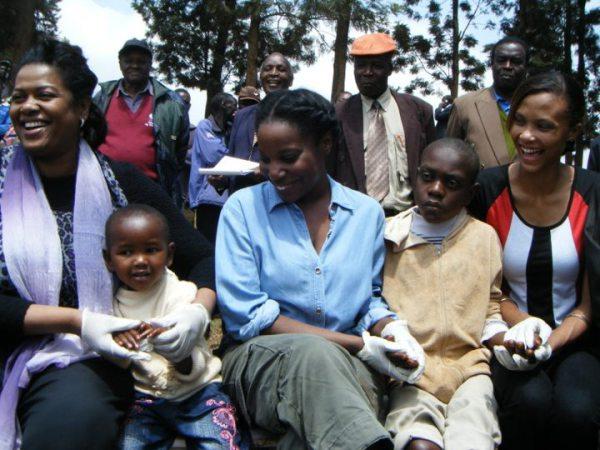 Ahadi Trust Anti-Jigger Campaign, Kenya