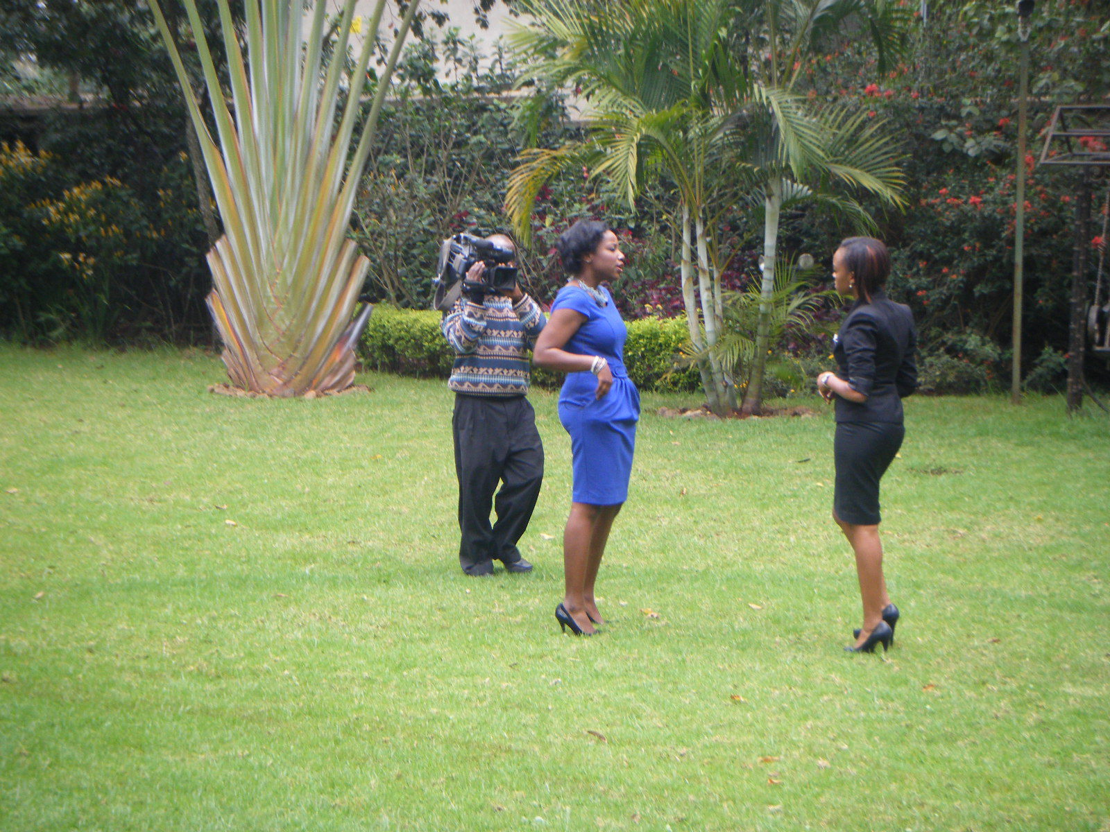 Kenyan News Interview