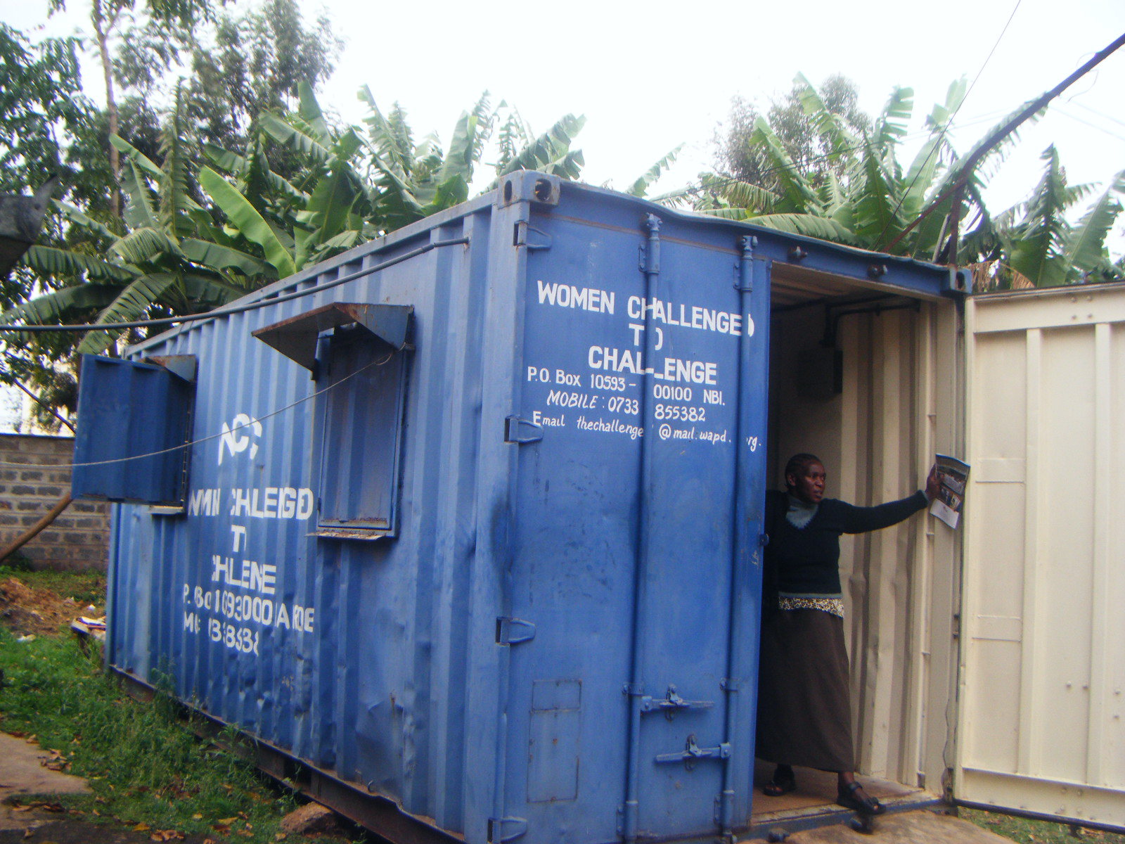 Safaricom Foundation Partnership Consultancy, Kenya