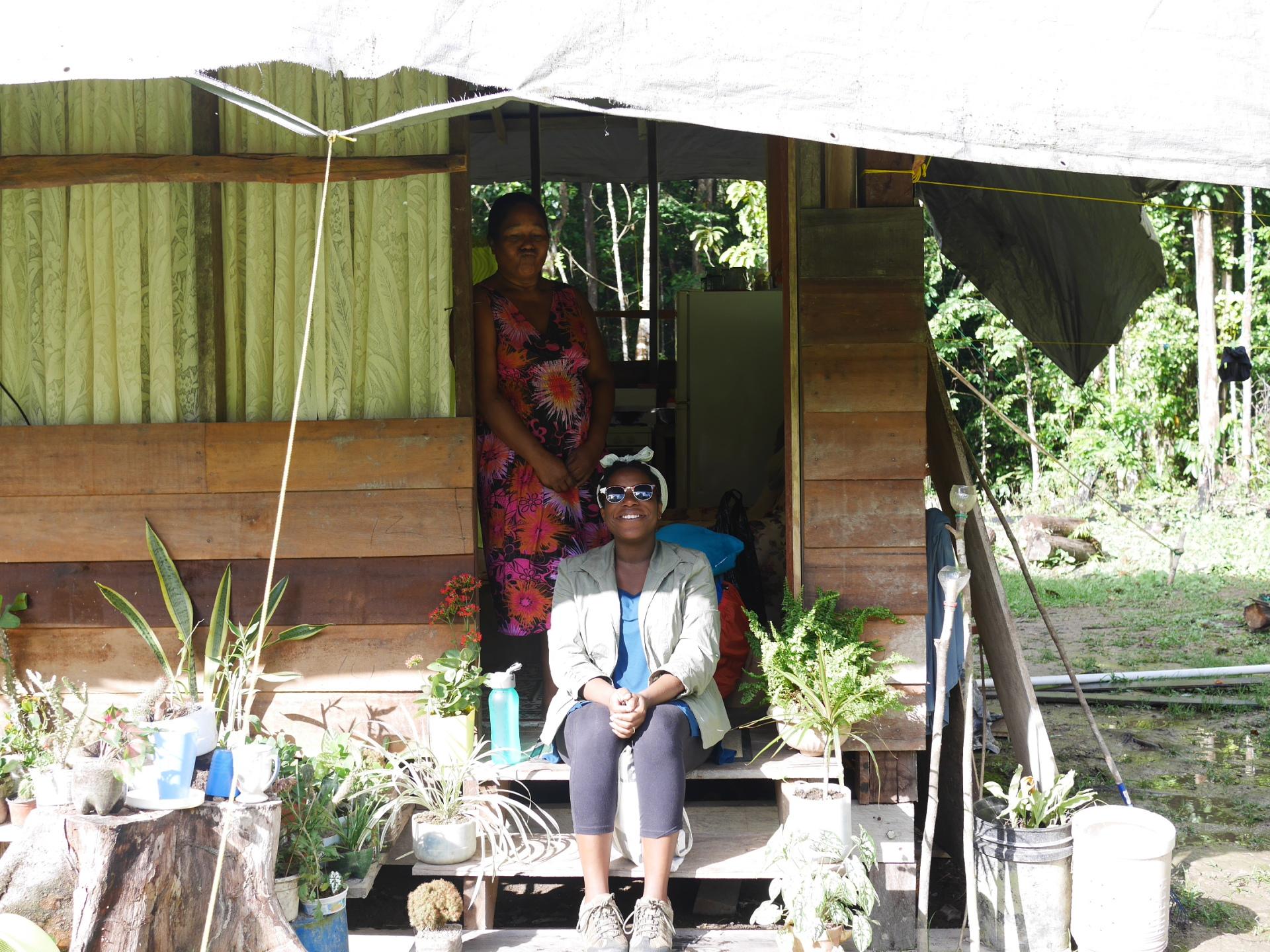 Amerindian Land Titling