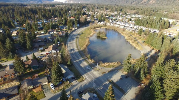 Rotary Park in the Mendenhall Valley