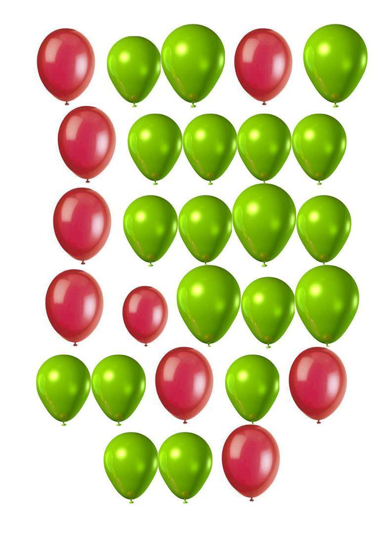 Coaching Tools - Flying Balloons