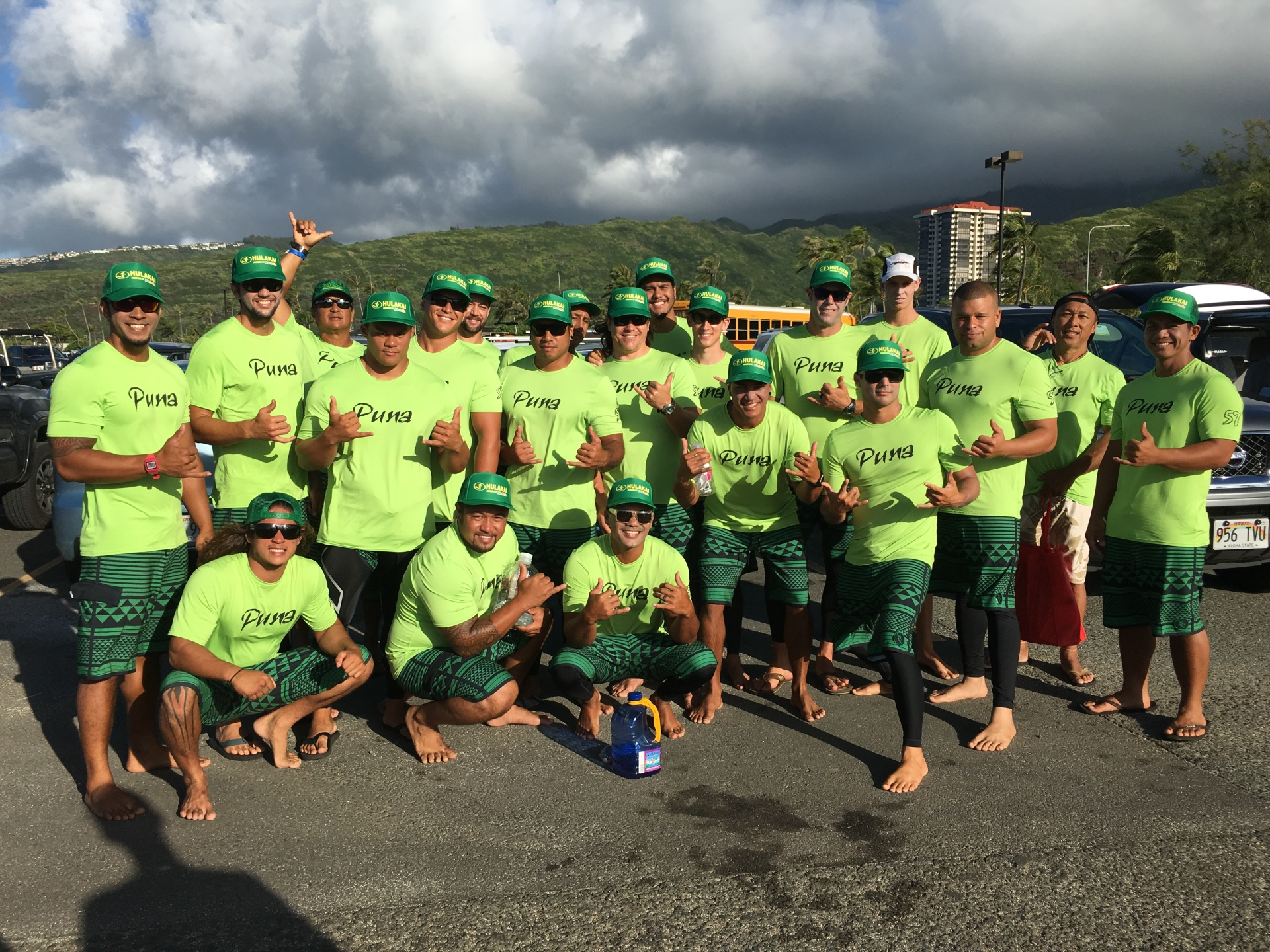 KGS Proud Sponsor of Puna Canoe Club - 2016 Top 10 Molokai Hoe!